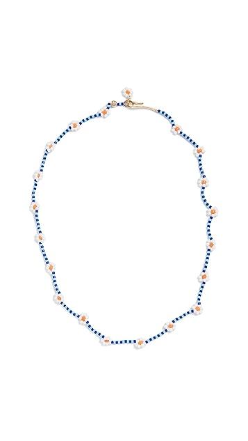 Roxanne Assoulin Daisy Beaded Necklace