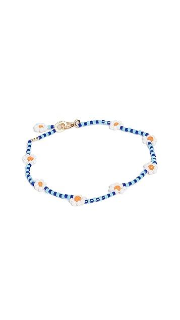 Roxanne Assoulin Daisy Beaded Bracelet