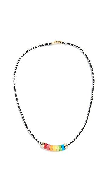 Roxanne Assoulin Разноцветное колье Not So Little Bits