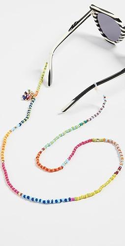 Roxanne Assoulin - Patchwork Beaded Eyewear Chain