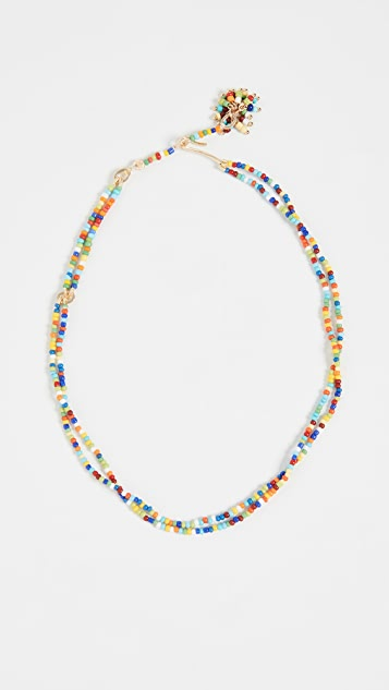 Roxanne Assoulin Sprinkle Beaded Necklace