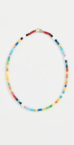 Roxanne Assoulin - Starburst U-Tube Necklace