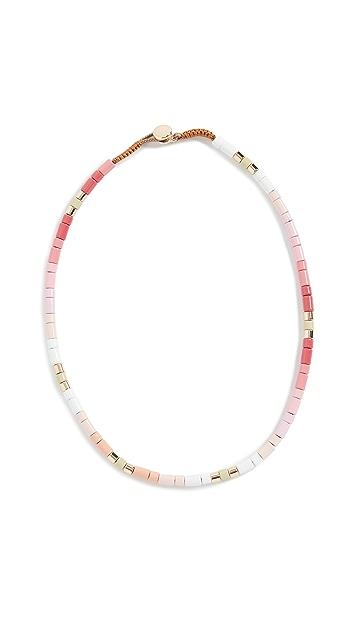 Roxanne Assoulin Blossom U-Tube Necklace