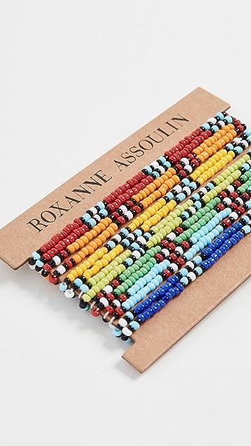 Roxanne Assoulin 新颖拼接手链