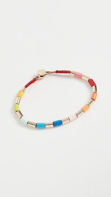 Roxanne Assoulin Золотой браслет Rainbow