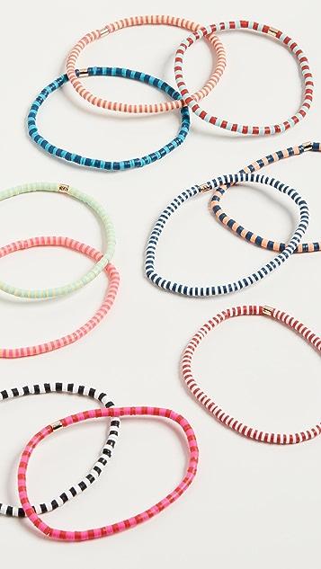 Roxanne Assoulin Happy Stripes 手链