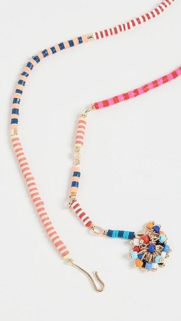 Roxanne Assoulin Happy Stripes Necklace