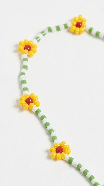 Roxanne Assoulin Daisy Green Bracelet