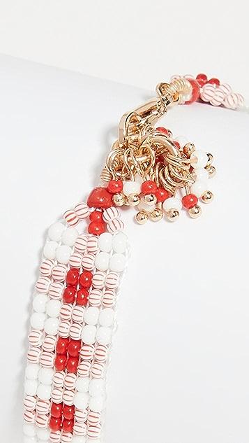 Roxanne Assoulin Gingham Bracelet