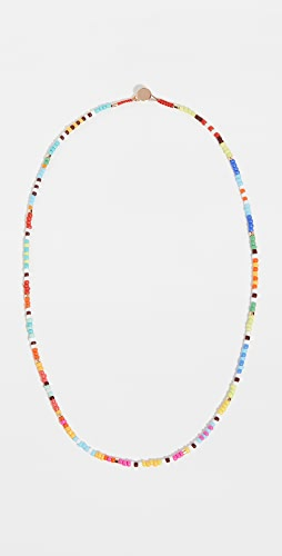 Roxanne Assoulin - The Brighter The Better Patchwork Necklace