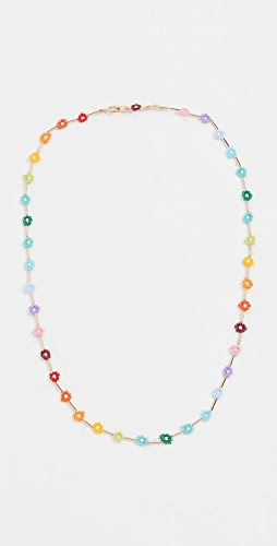 Roxanne Assoulin - Rainbow Daisy Necklace