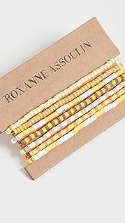 Roxanne Assoulin 色彩疗法手链套装