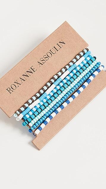 Roxanne Assoulin Color Therapy Bracelets