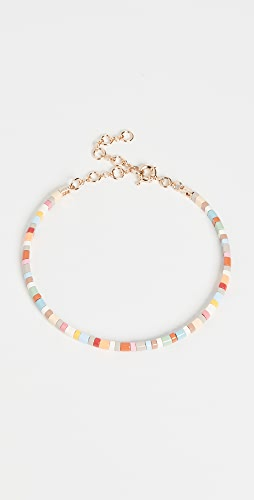 Roxanne Assoulin - 彩虹色冰淇淋短项链