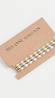 Roxanne Assoulin Little Ones 手链 3 件套