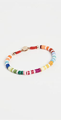 Roxanne Assoulin - Rainbow Heishi Bracelet