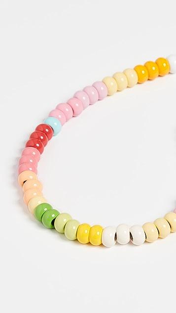 Roxanne Assoulin Donut Necklace