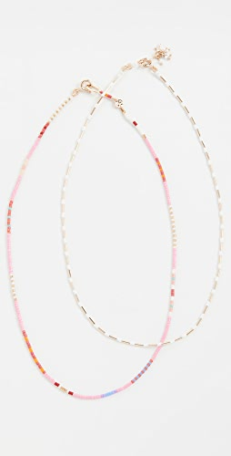 Roxanne Assoulin - 2 件装项链