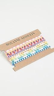 Roxanne Assoulin 10 件装手链