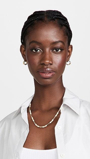 Roxanne Assoulin City Sunday U-Tube Necklace