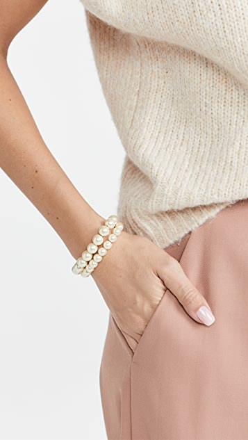 Roxanne Assoulin Pearl 手链