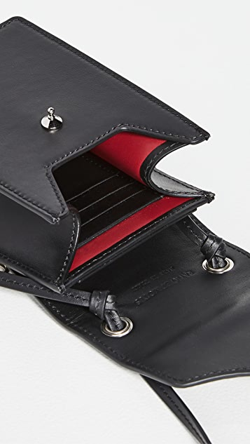 Ratio et Motus Disco Crossbody Bag
