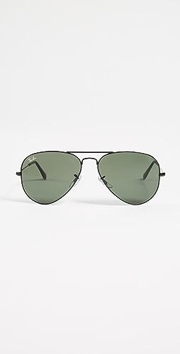 Ray-Ban - RB3025 Classic Aviator Sunglasses