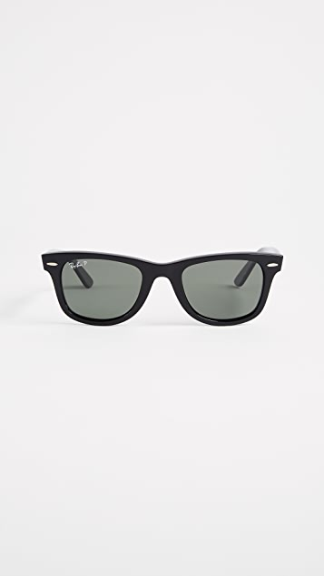 Ray-Ban RB2140 Original Wayfarer 偏光太阳镜