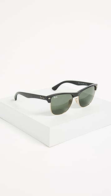 Ray-Ban RB4175 Clubmaster 超大太阳镜