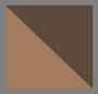 гавана/коричневый кристалл, градиентные