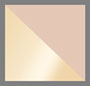 Matte Gold/Brown Mirror Pink