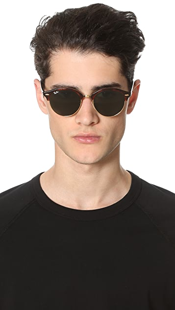 Ray-Ban Club Round Sunglasses