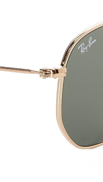 Ray-Ban Flat Lens Sunglasses