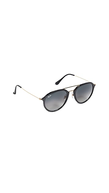 Ray-Ban RB4253 Highstreet Aviator Sunglasses