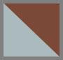 Shiny Dark Bronze/Blue Brown