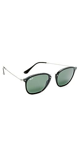 Ray-Ban - Metal Bridge Round Sunglasses