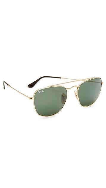4e58271f8c Ray-Ban Rounded Caravan Sunglasses