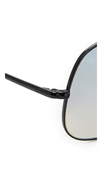 Ray-Ban The General Aviator Flash Sunglasses