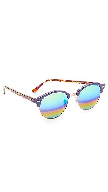 Ray-Ban Club Round Sunglasses