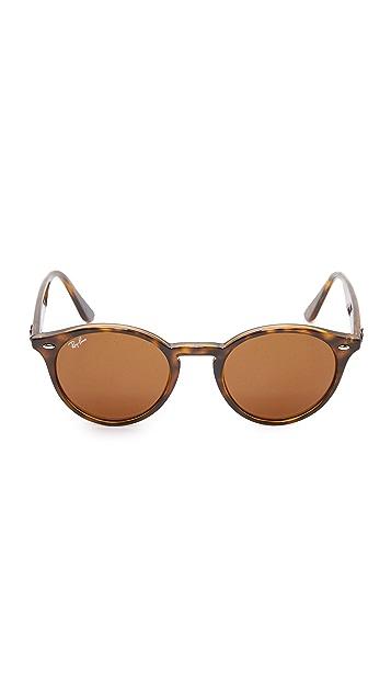 Ray-Ban Круглые солнцезащитные очки