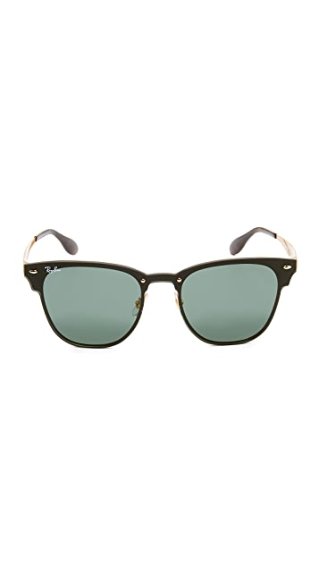 Ray-Ban Wayfarer Flat Sunglasses