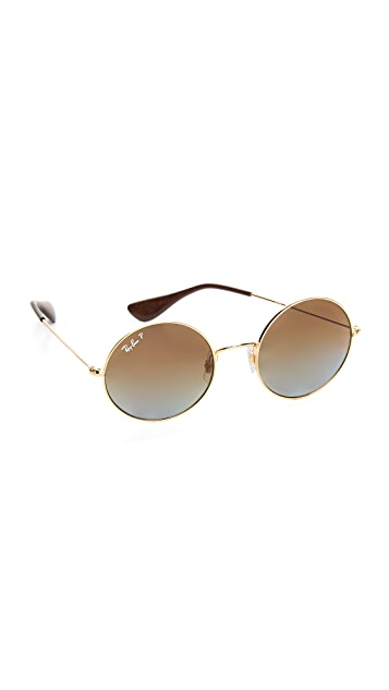 d235a36be7 Ray-Ban Polarized Round Sunglasses