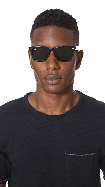 Ray-Ban Polarized Wayfarer Sunglasses