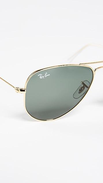Ray-Ban Child's Aviator Sunglasses