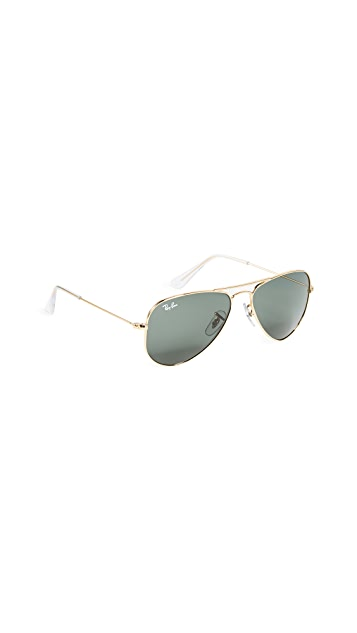 Ray-Ban Child's Aviator Sunglasses