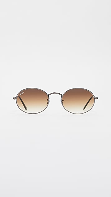 acb10db357 Ray-Ban Oval Sunglasses