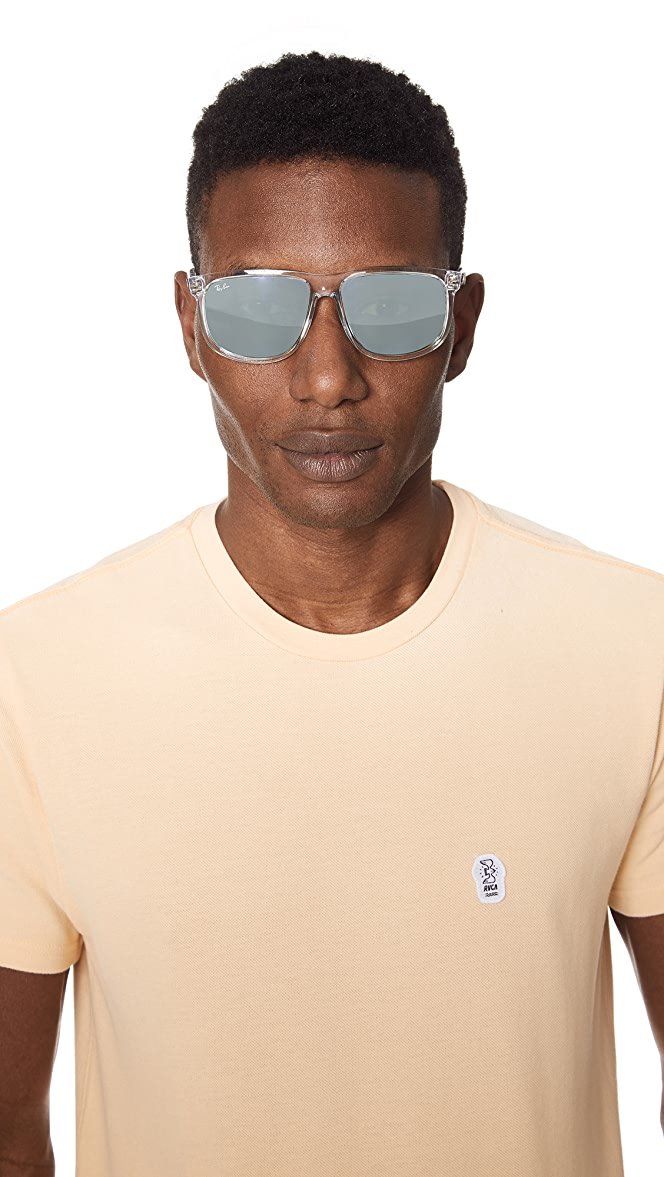 ray ban 4147 clear lens