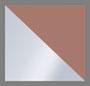 Gunmetal/Brown Gradient