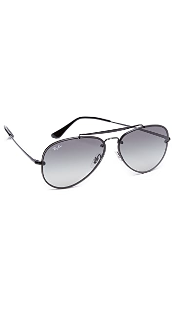 3764ec010c Ray-Ban Blaze Aviator Sunglasses