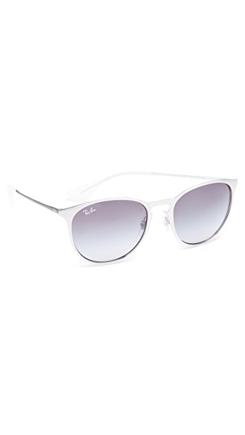 Ray-Ban Erika Metal Sunglasses